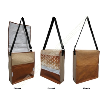 Laminated PP Woven Shoulder Messenger Bag(21031) - Products - HelloPacking