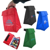 Reuse Handled NonWoven Insulated Picnic Cooler Bag(19008)