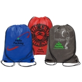 Reusable Promotional Sport Drawstring BackPack Bag(18040)