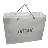 Paper bag with Hot Stamping logo(72048)